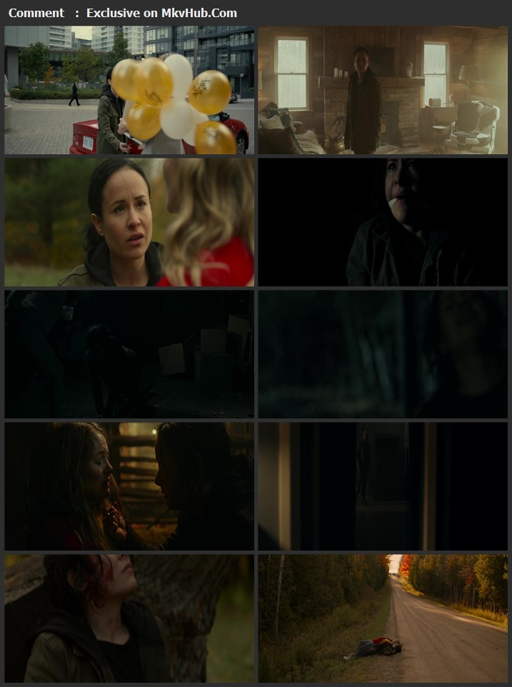 The Retreat 2021 English 720p WEB-DL 700MB Download