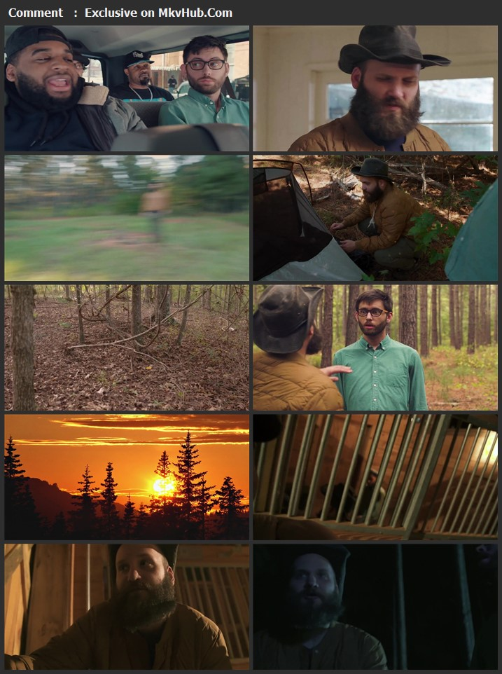 15 Things You Didn't Know About Bigfoot 2021 English 720p WEB-DL 750MB Download