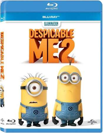 Despicable Me 2 (2013) Dual Audio Hindi 720p BluRay x264 900MB Full Movie Download