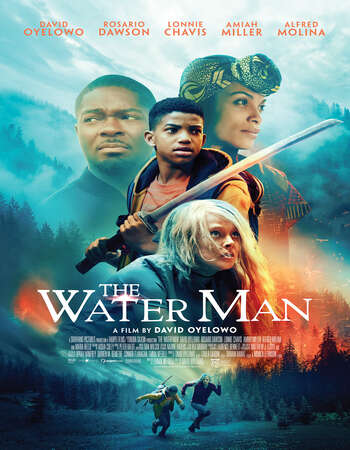 The Water Man 2021 English 720p WEB-DL 800MB Download