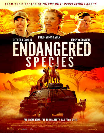 Endangered Species 2021 English 720p BluRay 900MB Download
