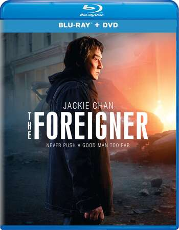 The Foreigner (2017) Dual Audio Hindi 720p BluRay x264 950MB Full Movie Download