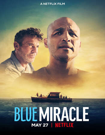 Blue Miracle 2021 English 720p WEB-DL 850MB Download