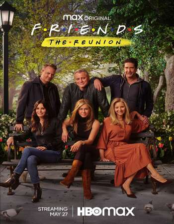 Friends: The Reunion 2021 English 720p WEB-DL 950MB Download