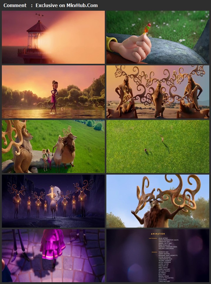 Riverdance The Animated Adventure 2021 English 720p WEB-DL 800MB Download