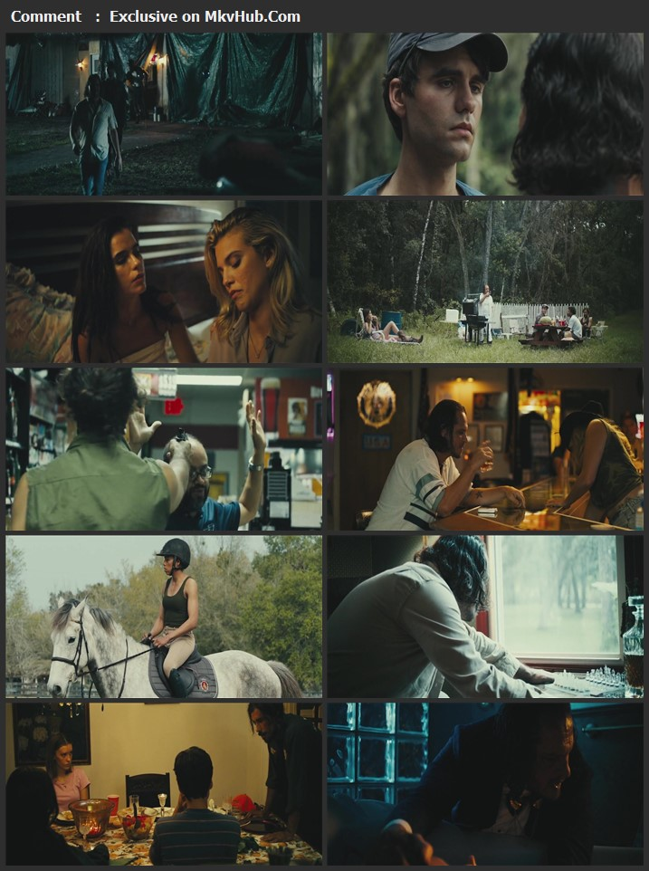 Feral State 2021 English 720p WEB-DL 750MB Download