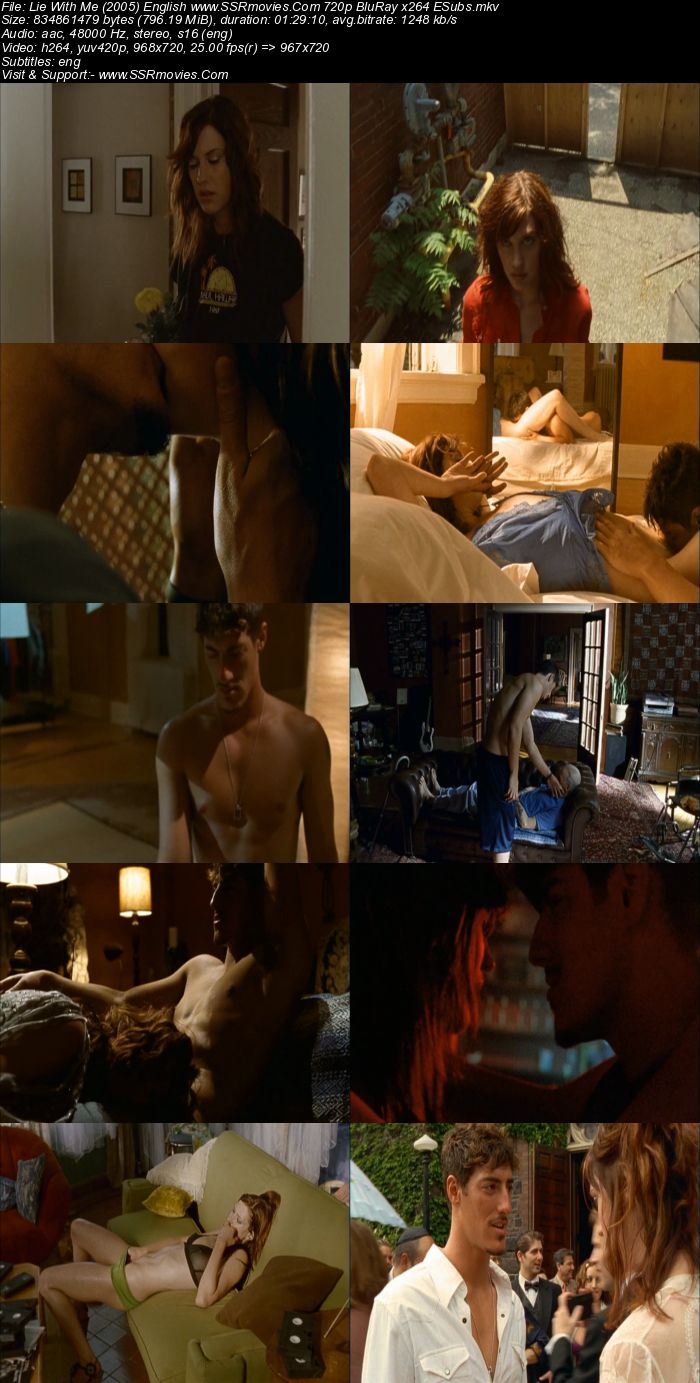 Lie with Me (2005) English 720p BluRay x264 800MB Full Movie Download