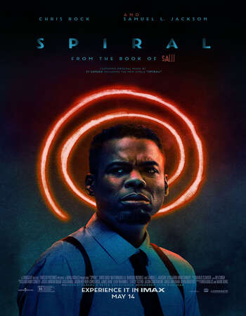 Spiral From the Book of Saw 2021 English 1080p WEB-DL 1.6GB ESubs