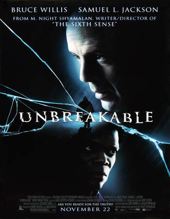 Unbreakable 2000 English 720p BluRay 1GB Download