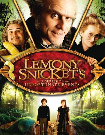 A Series of Unfortunate Events 2004 English 720p BluRay 1GB Download