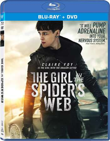The Girl in the Spider's Web (2018) Dual Audio Hindi 720p BluRay x264 1GB Full Movie Download