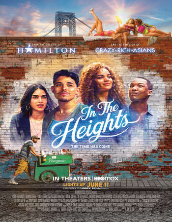 In the Heights (2021) English 720p WEB-DL x264 1.2GB Full Movie Download