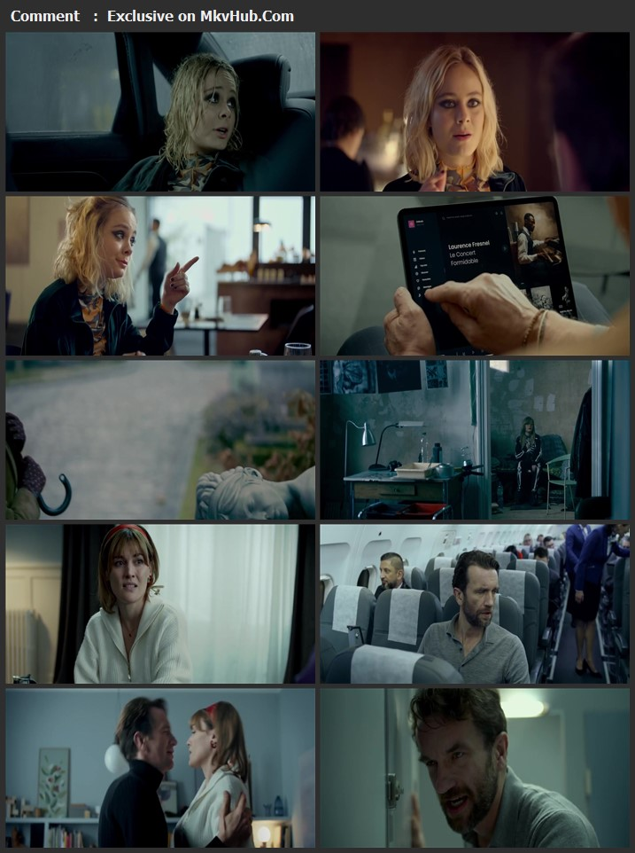 A Perfect Enemy 2021 English 720p WEB-DL 800MB Download