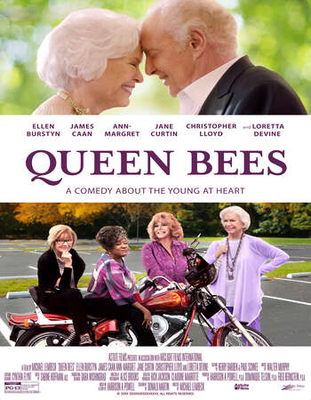 Queen Bees 2021 English 720p WEB-DL 900MB ESubs