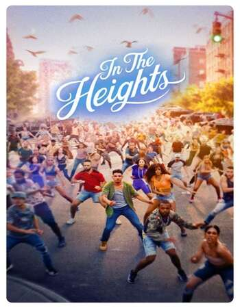 In the Heights 2021 English 1080p WEB-DL 2.4GB ESubs