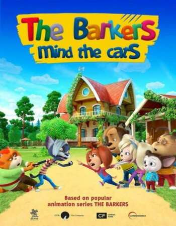 Barkers Mind the Cats! 2021 English 720p WEB-DL 700MB Download