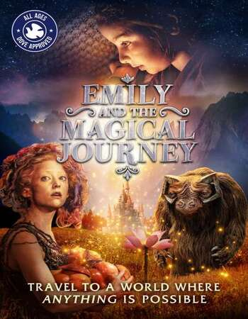Emily and the Magical Journey 2021 English 720p WEB-DL 750MB ESubs