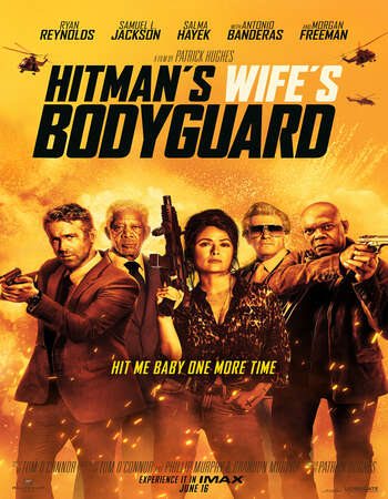 The Hitman's Wife's Bodyguard 2021 English 720p HDCAM 850MB Download