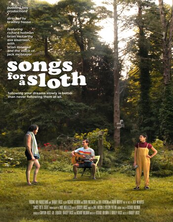 Songs for a Sloth 2021 English 720p WEB-DL 750MB ESubs