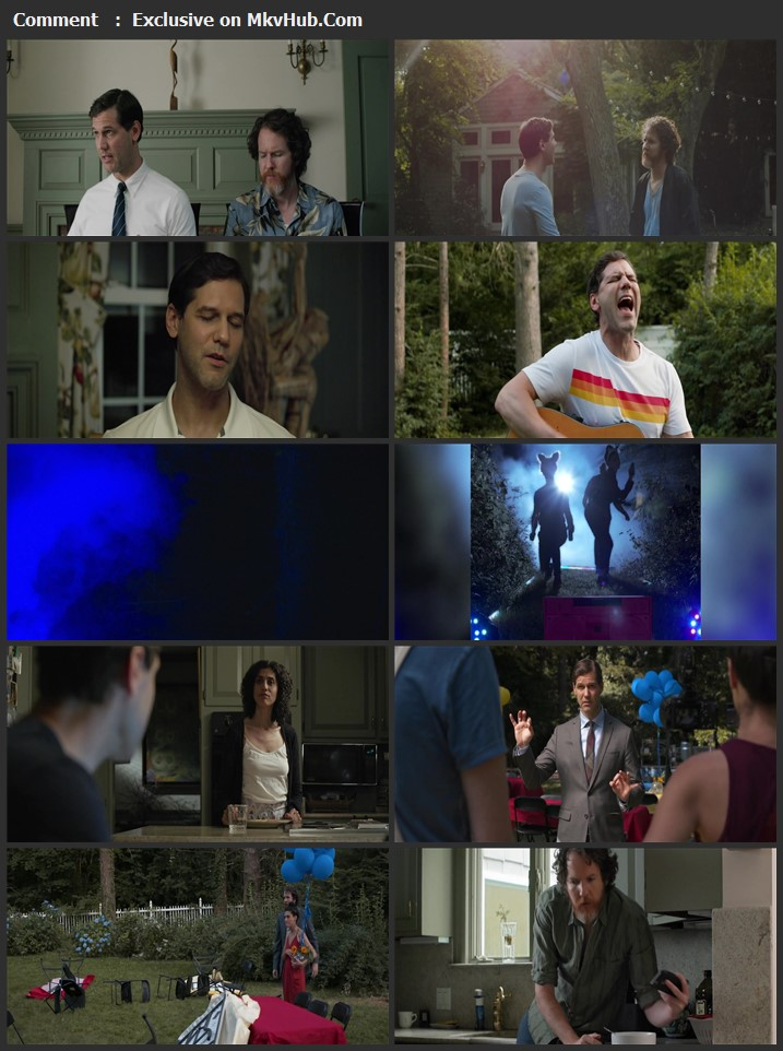 Songs for a Sloth 2021 English 720p WEB-DL 750MB Download