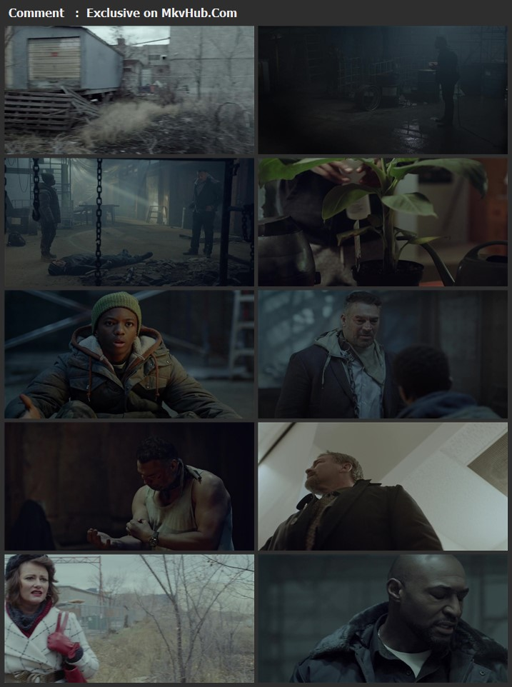 Chained 2021 English 720p WEB-DL 900MB Download