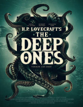 The Deep Ones 2021 English 720p WEB-DL 750MB ESubs