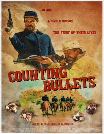 Counting Bullets 2021 English 720p WEB-DL 650MB Download