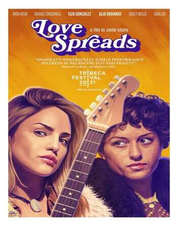 Love Spreads 2021 English 720p WEB-DL 850MB ESubs