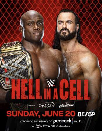 WWE Hell in a Cell 2021 PPV English 720p WEBRip x264 1.6GB