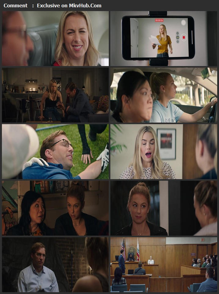 Good on Paper 2021 English 720p WEB-DL 850MB Download