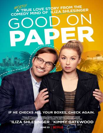 Good on Paper 2021 English 720p WEB-DL 850MB ESubs