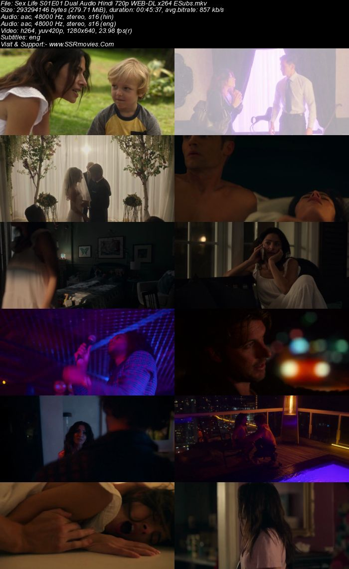 Sex Life (2021) S01 Complete Dual Audio Hindi 720p WEB-DL 2.3GB ESubs Download