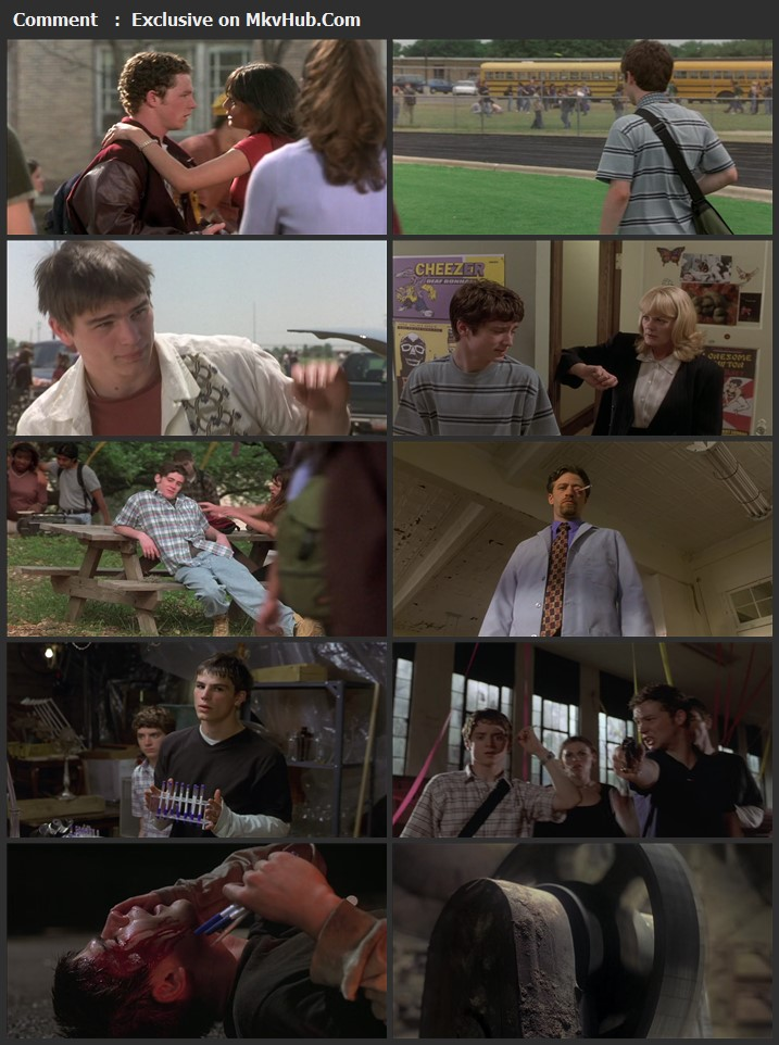 The Faculty 1998 English 720p BluRay 1GB Download
