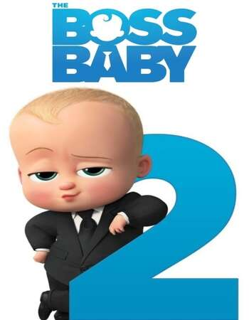 The Boss Baby: Family Business 2021 English 720p WEB-DL 950MB Download