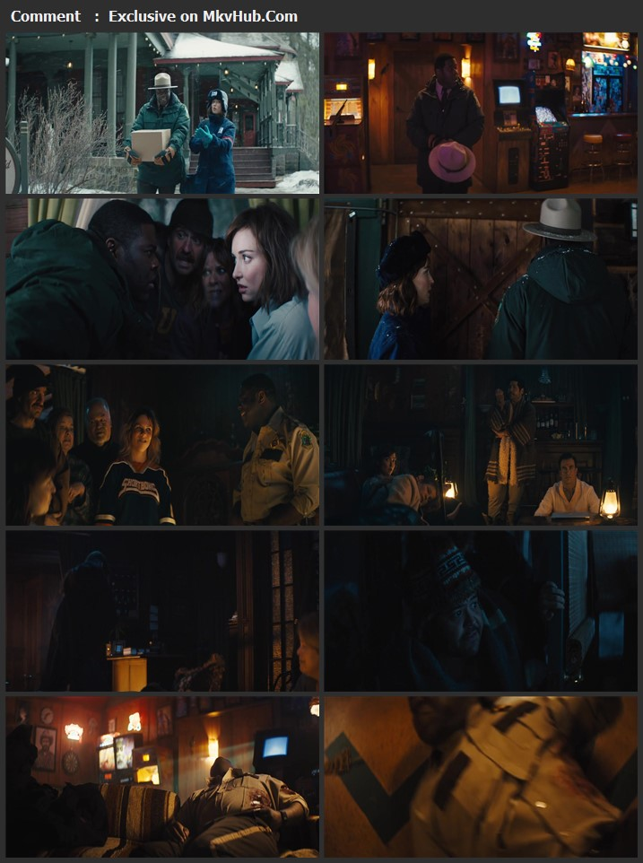Werewolves Within 2021 English 720p WEB-DL 850MB Download