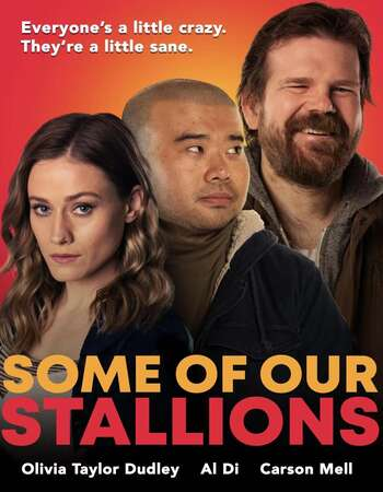 Some of Our Stallions 2021 English 720p WEB-DL 800MB Download