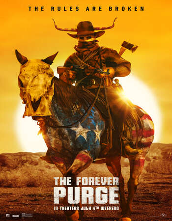 The Forever Purge 2021 English 720p HDCAM 850MB Download