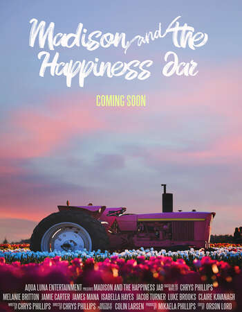 Madison and the Happiness Jar 2021 English 720p WEB-DL 800MB Download