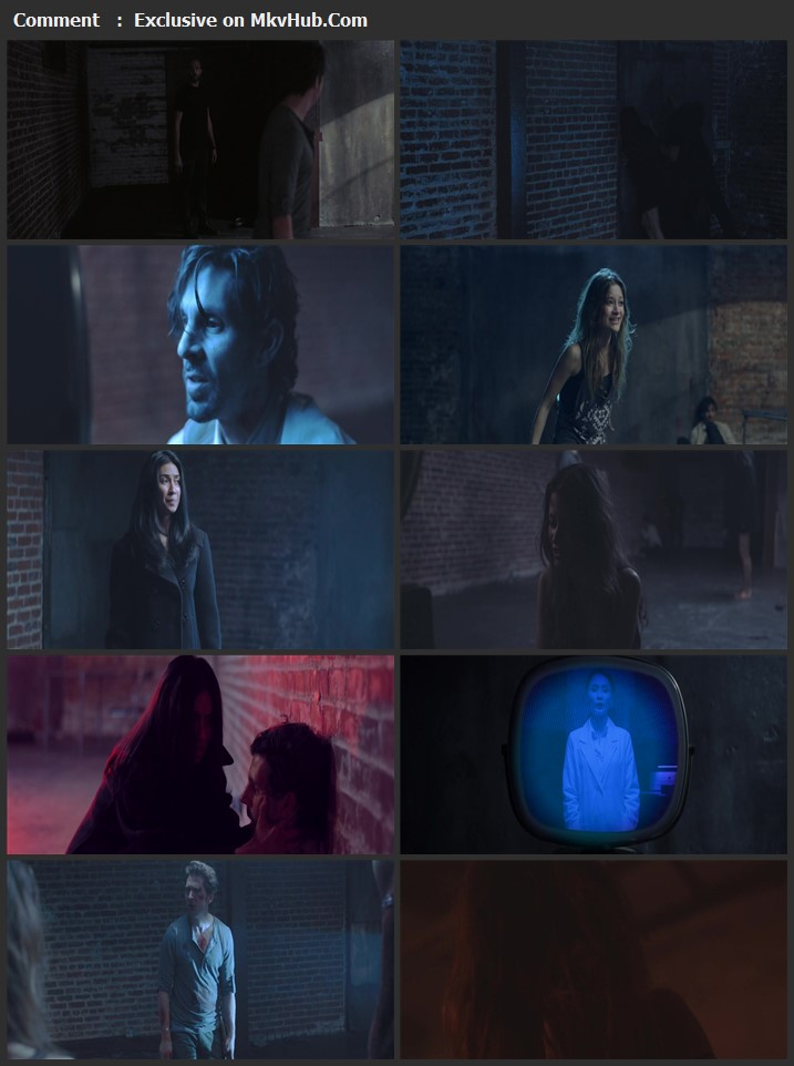 The Blackout Experiment 2021 English 720p WEB-DL 700MB Download