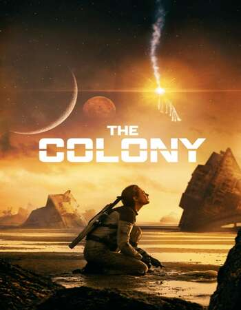 The Colony 2021 English 720p WEB-DL 950MB Download