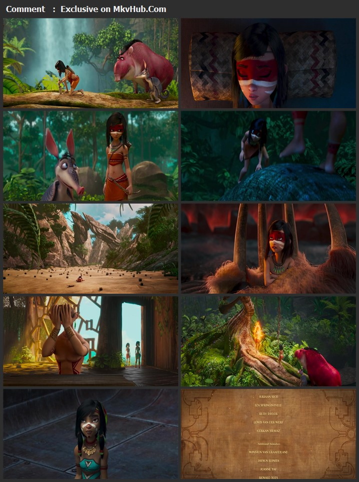 Ainbo 2021 English 720p WEB-DL 750MB Download