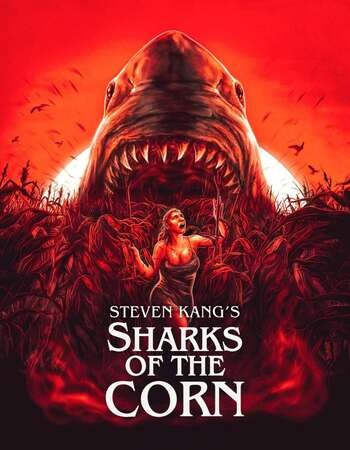 Sharks of the Corn 2021 English 720p WEB-DL 950MB Download