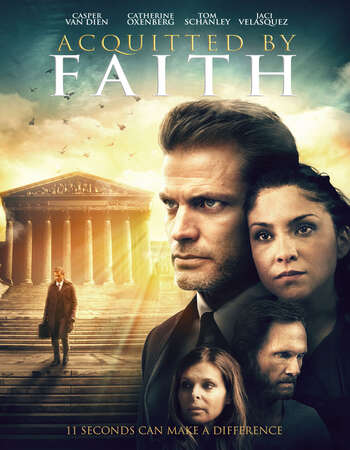 Acquitted by Faith 2020 English 720p WEB-DL 750MB Download