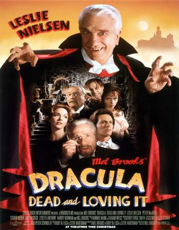 Dracula: Dead and Loving It 1995 English 720p BluRay 1GB Download
