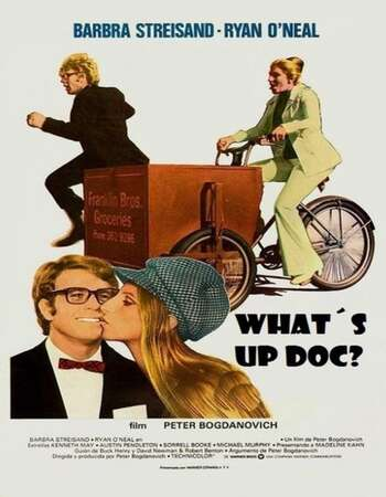 What's Up, Doc? 1972 English 720p BluRay 1GB Download