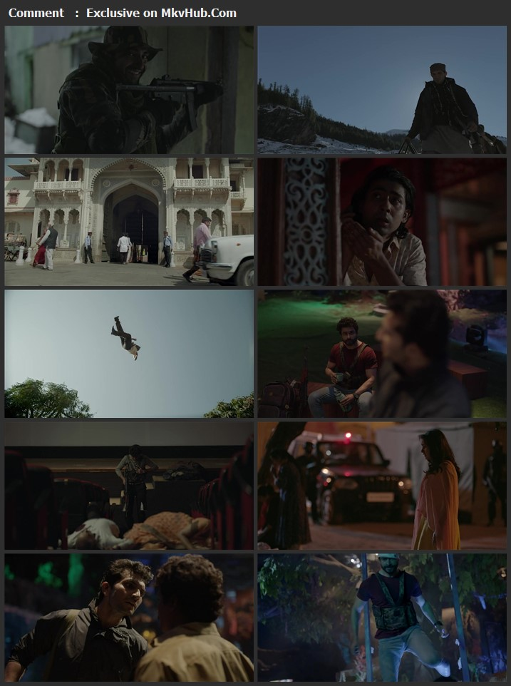 State of Siege: Temple Attack 2021 Hindi 1080p WEB-DL 2GB Download