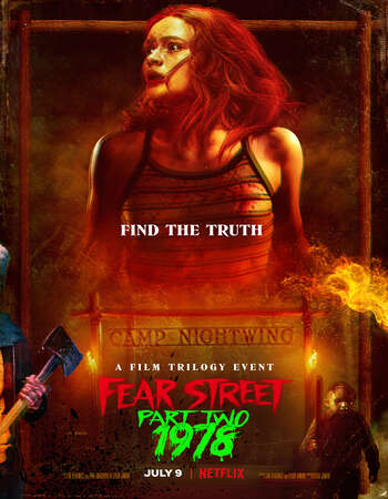 Fear Street Part Two 1978 2021 English 1080p WEB-DL 1.9GB ESubs