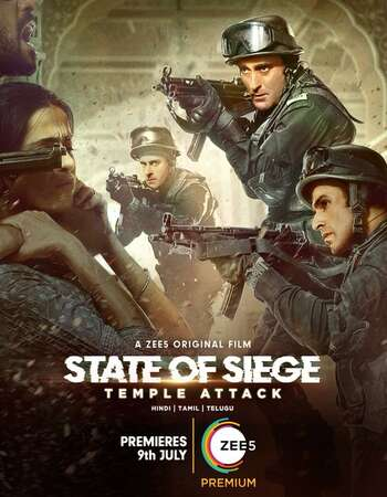 State of Siege: Temple Attack 2021 Hindi 1080p WEB-DL 2GB ESubs
