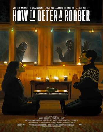 How to Deter a Robber 2021 English 720p WEB-DL 750MB Download