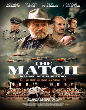 The Match 2021 English 720p WEB-DL 1GB Download